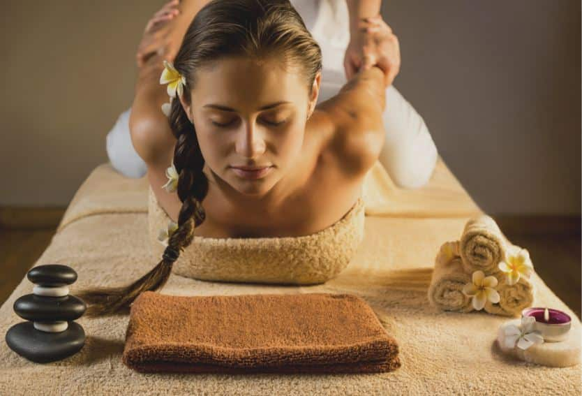 Thai Massage in DaNang by L SPA