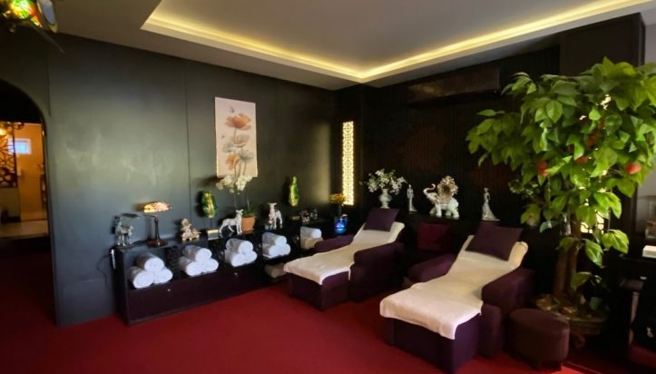 L Spa DaNang Foot Massage Section Level 2 Image